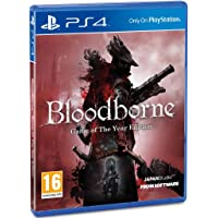 Sony Bloodborne GOTY [PlayStation 4 ]
