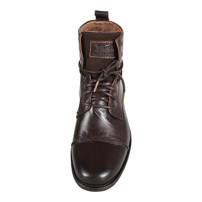 Levi s Emerson, Bottines Classiques Homme  Amazon.fr  Chaussures et Sacs 5d95a775dba5