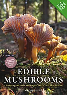 How To Identify Edible Mushrooms Collins How To Id S Amazon Co