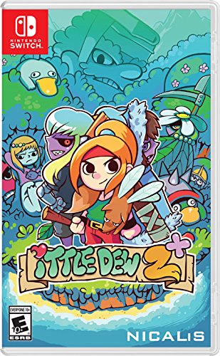 (Ittle Dew 2+ - Nintendo Switch)
