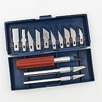 HANSHI Utilidad Hobby juego de cuchillos cúter herramientas