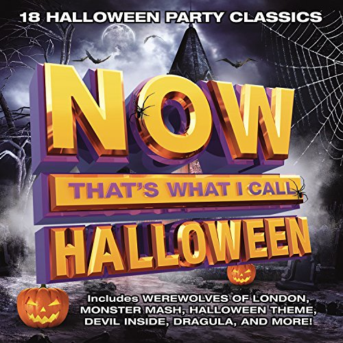 Album Art for NOW That's What I Call Halloween by Various