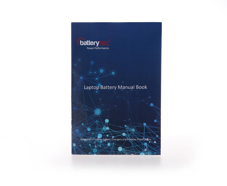 Batterytec ® Batería del ordenador portátil del reemplazo para Sony Vaio VGN-FW31E VGP-BPS13 / Q VGP-BPS13 / B: Amazon.es: Electrónica
