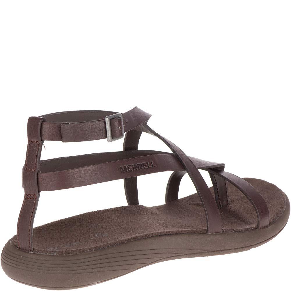 Merrell Womens Duskair Seaway Thong LTR Flat Sandals