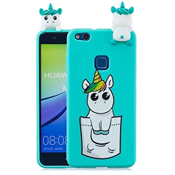coque animaux huawei p10 lite