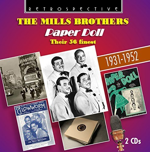 the mills brothers paper doll - 3