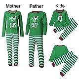 NUWFOR Family Christmas Pajamas Soft - Christmas