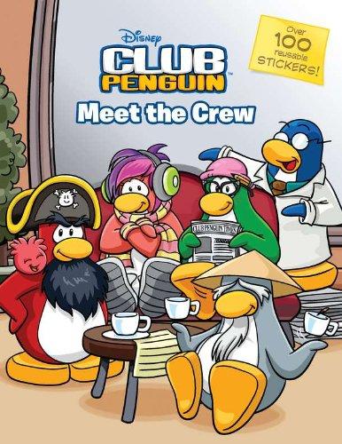 Meet The Crew Disney Club Penguin Grosset Dunlap 9780448456003 Amazon Com Books