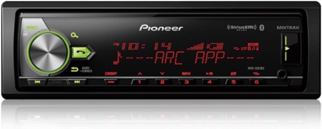 Pioneer MVH-S501BS Digital Media Receiver with Bluetooth