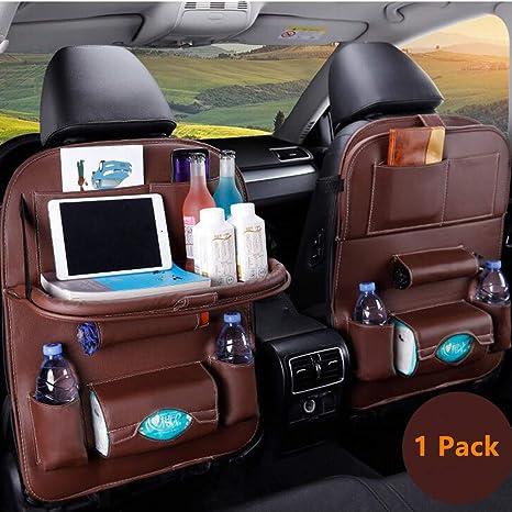 Amazon.com: Arita Organizador de asiento trasero de coche ...