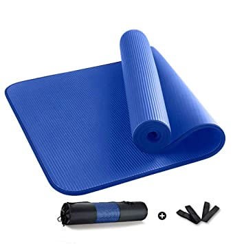 Yoy-mat Colchoneta para Ejercicios de Yoga - Estera ...
