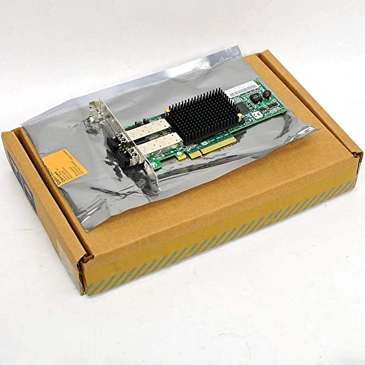 Amazon.com: 5735 IBM 8Gbps 2-Port PCIe (x8) Fibre Channel Adapter 00E0806 10N9824: Computers & Accessories