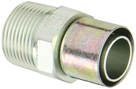 61Ird7%2B RFL._SX466_ aeroquip fc9846 1616s carbon steel ptfe crimp hose fittings male