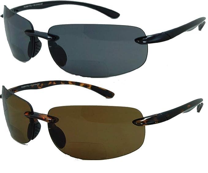 Amazon.com: Gafas de sol Bifocal para Hombre Mujer Lovin ...