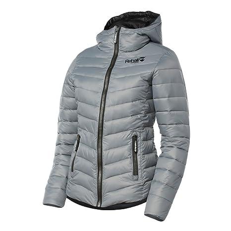 R Amazon Jacket Women Down Rehall Della Andrea Look Grigionero SxnqEnTZ