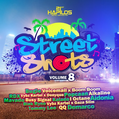 Street Shots, Vol. 8