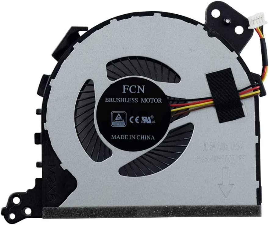 Rangale Replacement CPU Cooling Fan for Lenovo IdeaPad 320-14IAP 320-14ISK 320-141BK 320-15ISK 320-15IKB 320-15AST 320-17IKB 320-17ISK Series Laptop