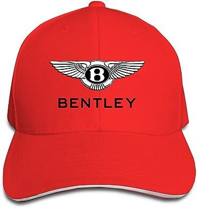 HmkoLo Bentley Motors Sandwich Gorras de Béisbol para Unisex ...