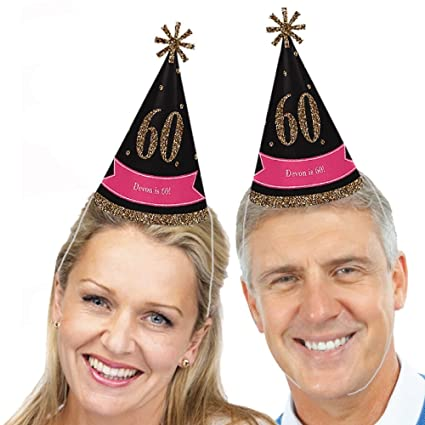 Custom Chic 60th Birthday