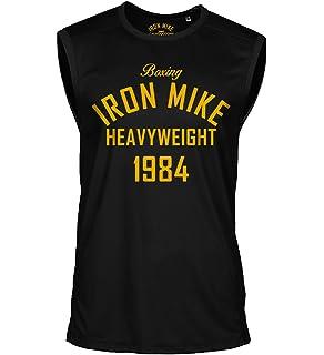 official photos 20013 98bdd Be Real Mike Tyson Sleeveless Shirt Champion Sport Trikot ...