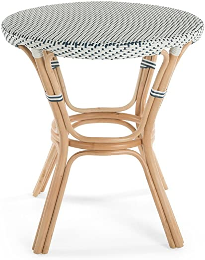 KOUBOO Round Rattan Bistro Table
