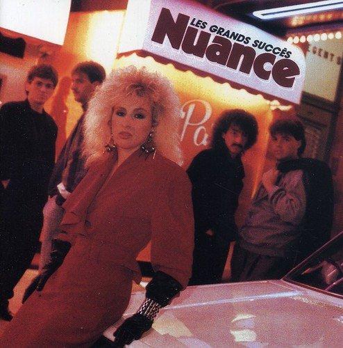 CD : The Nuance - Les Grands Success (Canada - Import)