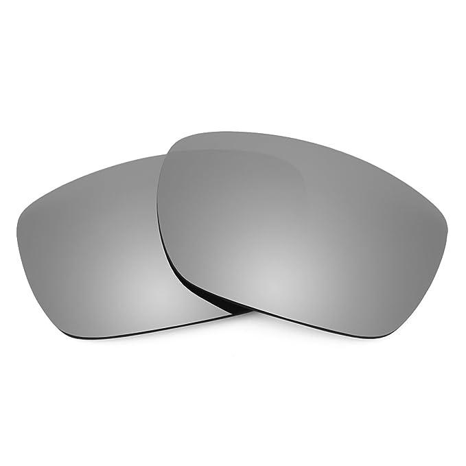 7fa9a512a9e Revant Polarized Replacement Lenses for Oakley Tinfoil Titanium MirrorShield®   Amazon.ca  Sports   Outdoors