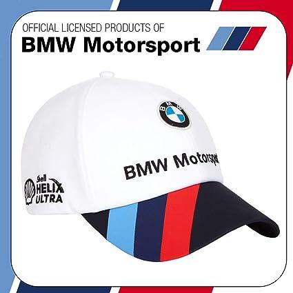 Nuevo! Gorra oficial de Puma BMW Motorsport Race Team de 2016 ...