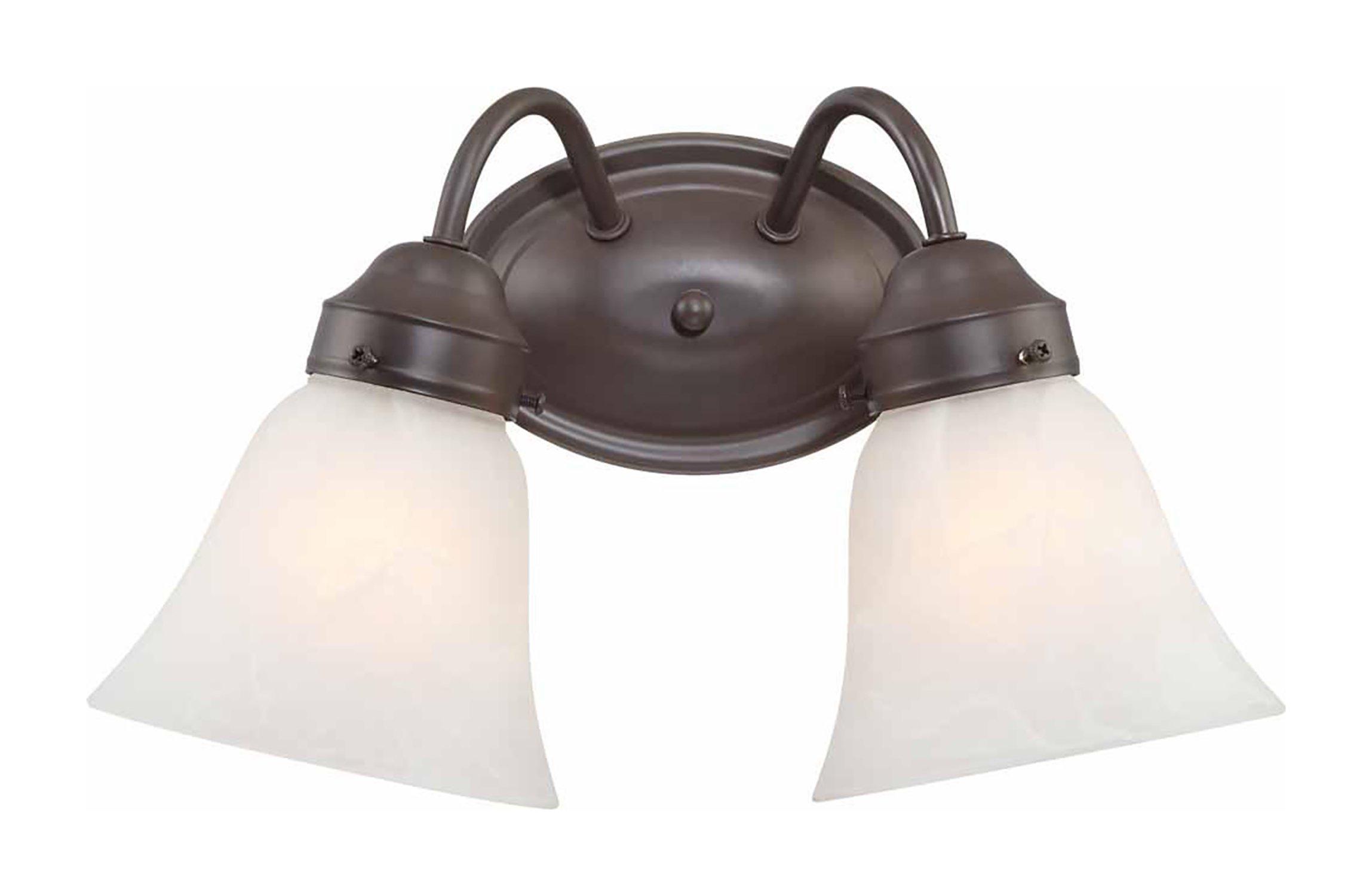 Volume Lighting V1572-79 2-Light Bath Bracket