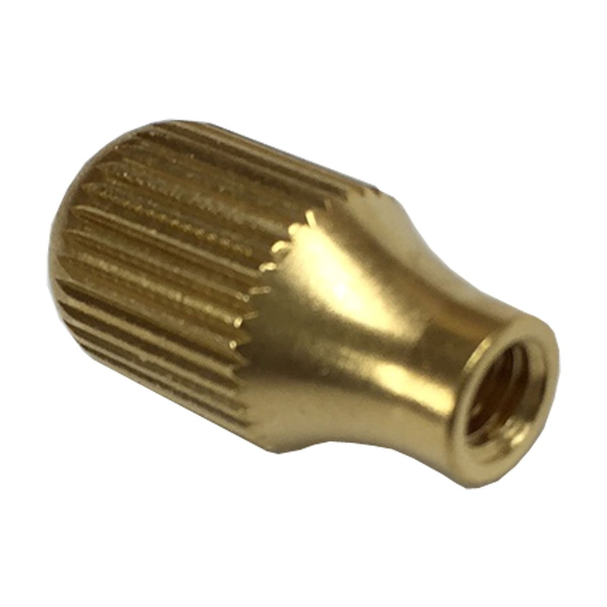 BG ANGL Spare Nut, Saxophone Fabric Ligature, Gold Lacquer