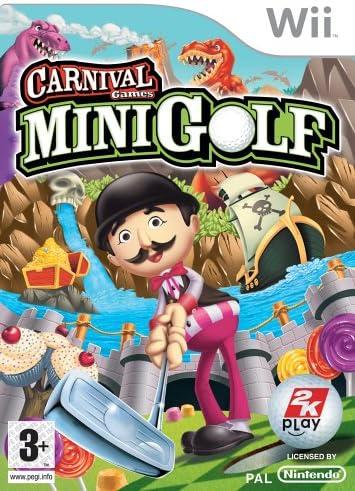 30++ Carnival games mini golf amazon info