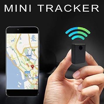 Mini N9 Localizador de autom/óviles Control de Voz Devoluci/ón de Llamada Dispositivo Anti-p/érdida para Cuidado Infantil Dispositivo antirrobo Monitor de Audio N9 Escucha Vigilancia Posicionamiento GPS