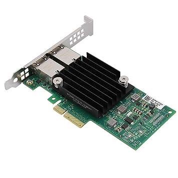 ASHATA Tarjeta Adaptadora de Red Ethernet de 10 Gbps: Amazon ...