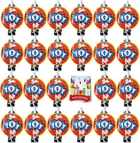 101 Dalmatians Party Blowouts Bundle Pack of (101 Dalmatians Party Supplies)