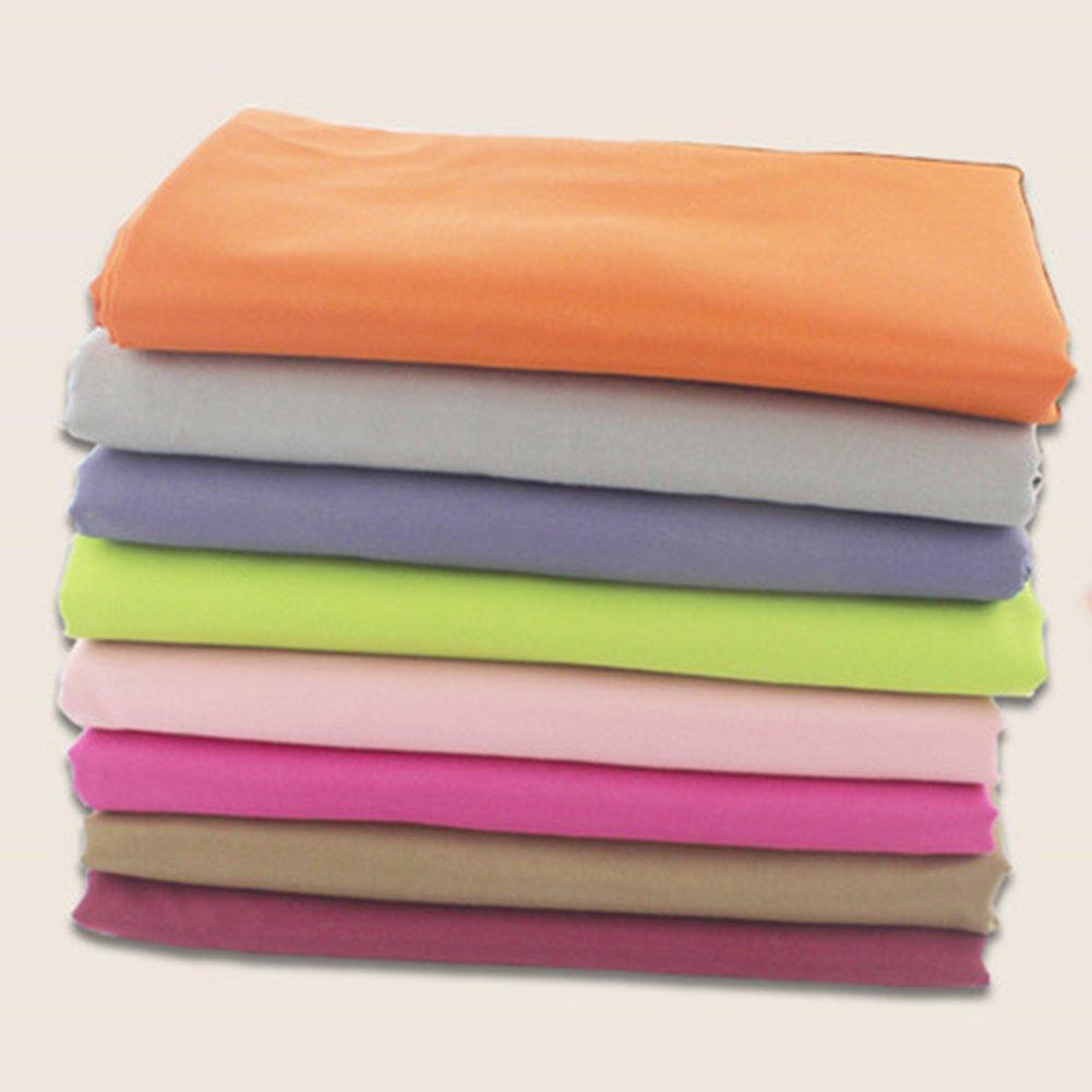 Orange Feuilles de traitement de beaut/é de massage doux Massage Spa Traitement Table Housse de matelas avec trou
