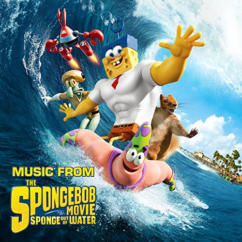 Sandy Squirrel (Music from The Spongebob Movie Sponge Out Of Water) -