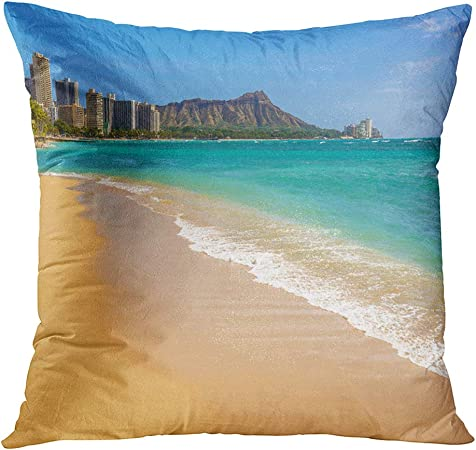 Menmek Throw Pillow Cover Decorative