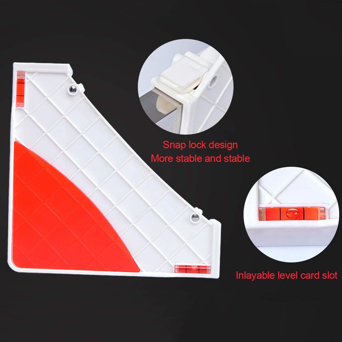lavadoras Base con y estabilizadores 4-12 Mfnyp Lavadora Base del Pedestal Lavadora y Nevera para la Secadora ,Foursupportlegs Altura: 24-27cm