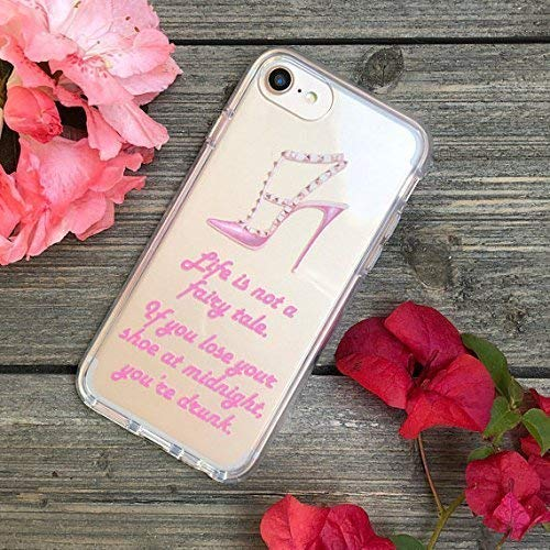 (Lost Shoes at Midnight iPhone Case for 5, SE, 5s, 6, 7, 8, 6 Plus, 7 Plus, 8 Plus, X)