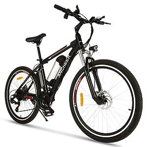 ANCHEER Electric Bike 250W/500W Ebike 26