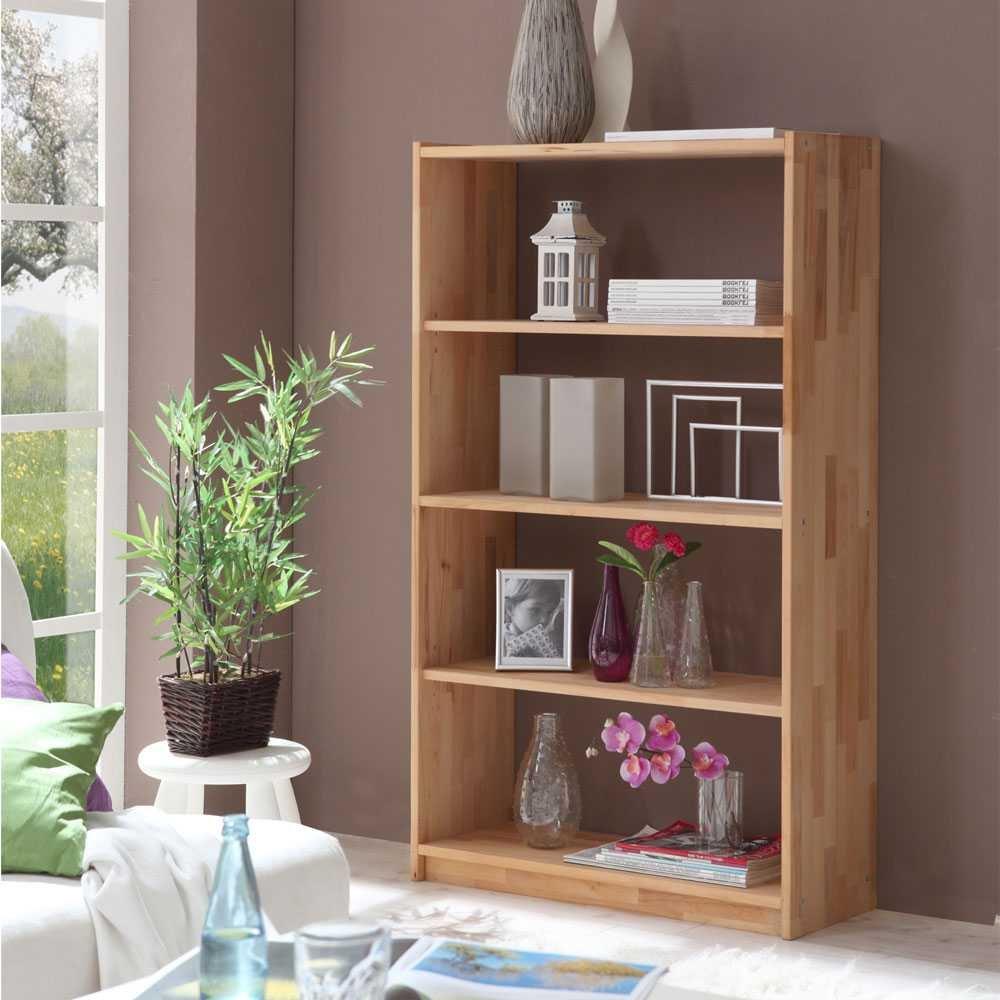 Bücherregal Philippe aus Buche