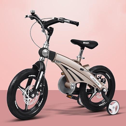 HAIZHEN Cochecito Bicicleta retráctil para niños Cochecito para ...