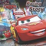 Disney Pixar Cars Racing Story Action Packed Activities (Disney Flip Me Over)