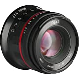 Meike 50mm F1.7 Full Frame Manual Focus Prime Lens for Canon RF Mount Cameras EOS-R EOS-RP R5 R6