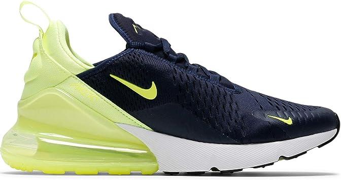 Nike W Air Max 270 ObsidianVolt Glow Volt Glow b: Amazon