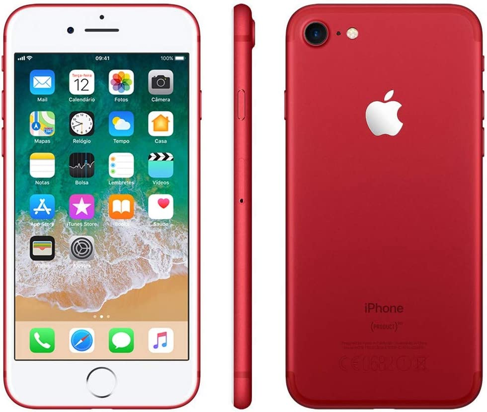 APPLE iPhone 7 128GB Red - MPRL2QL/A: Amazon.es: Electrónica
