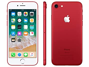 255c31f9ef0 APPLE iPhone 7 128GB Red - MPRL2QL/A: Amazon.es: Electrónica