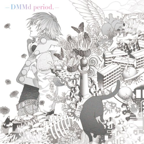 DMMd period - DRAMAtical Murder re:connect soundtrack GOATBED (2013) - Soundtrack [GRN-34]