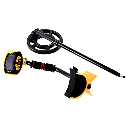 KCHEX>>New MD-3010II Metal Detector Gold Digger Deep Sensitive Light Hunter LCD