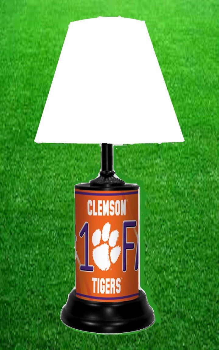 TAGZ Sports Clemson Tigers NCAA LAMP
